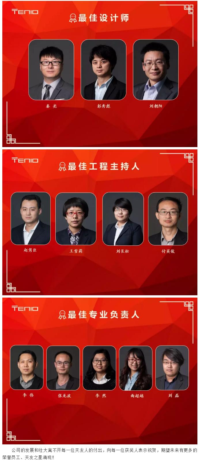 bwin平台官方网站(天津)公司2018年度工作总结会暨年度荣誉表彰大会圆满召开
