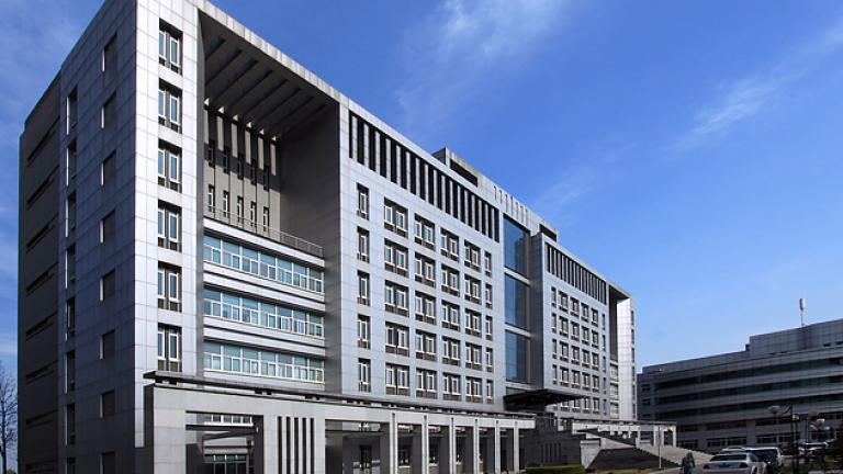 天津体育学院综合楼及图书馆