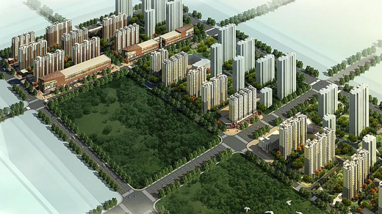 南湖生态城