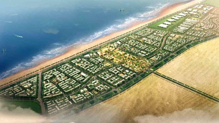 利比亚米•米苏拉塔新城