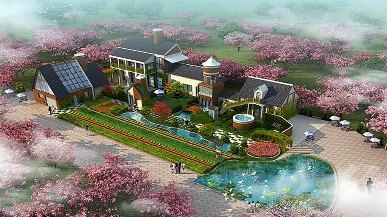 湖南•桃花源旅游区